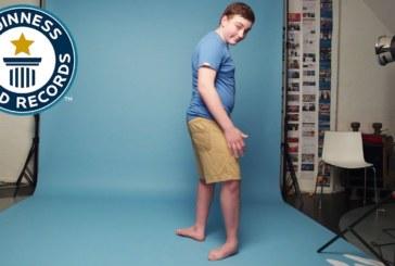VIDEO: APPI – VAATA, KUIDAS see poiss oma jalgu suudab väänata