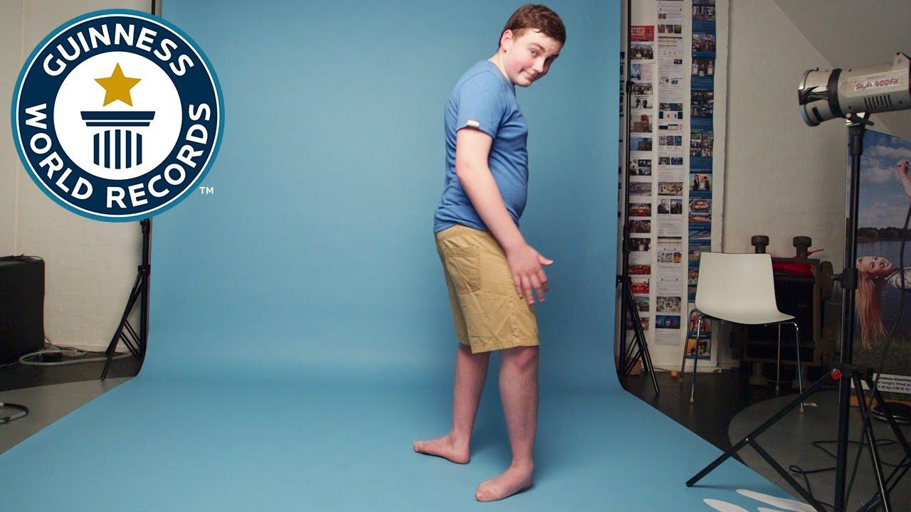 VIDEO: APPI - VAATA, KUIDAS see poiss oma jalgu suudab väänata