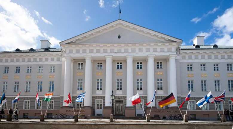 KURVAD UUDISED - ARMASTATUD TARTU ÜLIKOOLI majja tuleb USA saatkond