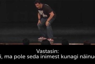 VIDEO VAATAMISEKS KÕIGILE, et õppida selle mehe vigadest