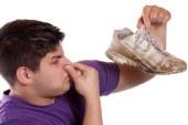LIHTNE NIPP, kuidas eemaldada jalatsidest ebameeldiv hais