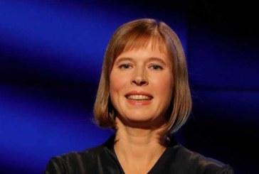 LÕPPTULEMUSED – Vaata, milline tuli keskmine hinne küsimusele: Kuidas jääd rahule Kersti Kaljulaidi tööga Eesti presidendina