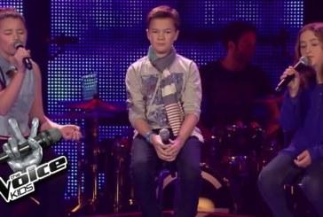 """VIDEO: HÄMMASTAV – vaata, kuidas need kolm noort esitavad lugu """"Hallelujah"""""""