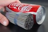 VIDEO: VAATA, MIS JUHTUB, KUI Coca-Cola purgi ümber säraküünlad põlema panna