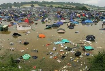 FOTOD, MIS näitavad, kui räpased on festivalid