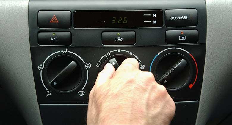 AUTOJUHT - KAS SA TEAD, milline oht kaasneb sellega, kui peale mootori käivitamist kliimaseade sisse lülitada