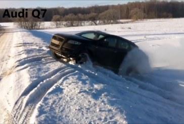 VIDEO: JUST SELLEPÄRAST peab olema autol nelivedu