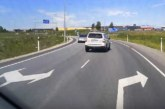 VIDEO: ENESETAPJA? VAATA, mida see Audi juht Jüri ringteel teeb