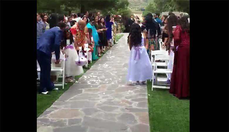 VIDEO: SÜDANTLÕHESTAV - MEES lubas, et ei hakka pulmas nutma, kuid siis nägi ta pruuti...