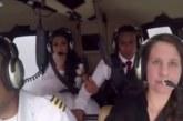 ŠOKEERIV VIDEO: PRUUT soovis pulmakülalisi üllatada saabudes helikopteriga – saatusel olid aga muud plaanid