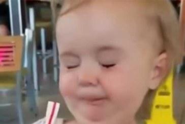 VIDEO: VAATA, mis selle väikese tüdrukuga juhtub…