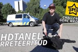 VIDEO: KORRALIK KOOMIK – HDTaneli SUPER ICE CHALLENGE.. GONE WRONG!?