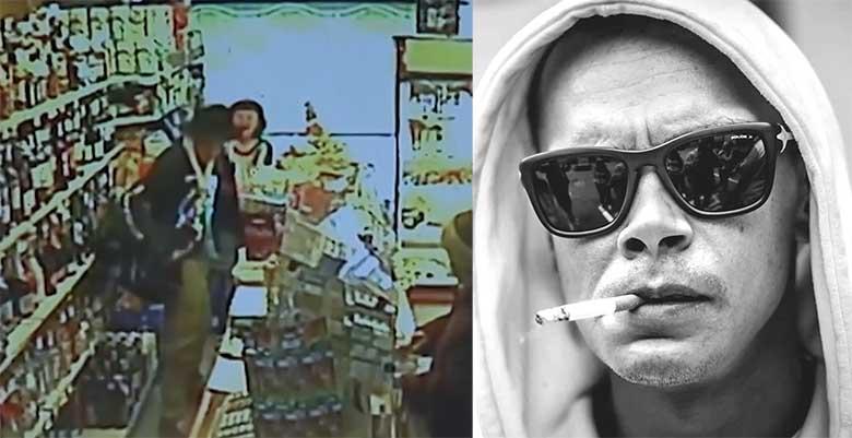 MATŠEETEGA POODI RÖÖVIMA - BEEBILÕUSTA poeröövi video on lekkinud netti
