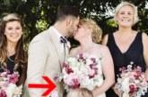 SEDA FOTOT MEENUTAVAD INIMESED AASTAID –  4aastane tüdruk varastas tähelepanu ema pulmas erilisel moel…