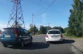 KARMA MAKSIS KOHE KÄTTE – Harjumaal kihutas liiklushuligaan ülekäiguraja kohal mööda autodest, millest üks oli eravärvides politsei…