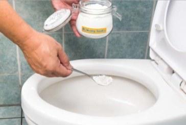 WC LÕHNAB ALATI VÄRSKELT ja püsib puhtana. Kõik, mis sa vajad on see…