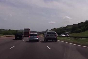 VIDEO: LIIKLUSRAEV – SELLELE SASSIS BMW juhile maksab karma kiiresti kätte
