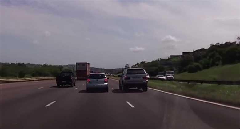 VIDEO: LIIKLUSRAEV - SELLELE SASSIS BMW juhile maksab karma kiiresti kätte