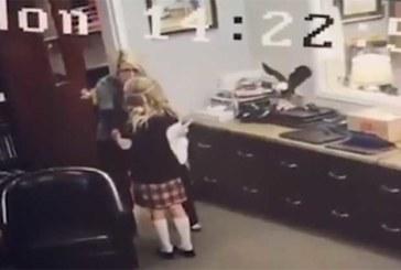 VIDEO: VAATA, MIDA  teeb 11-aastane tüdruk, kui saab teada, et teda lapsendatakse