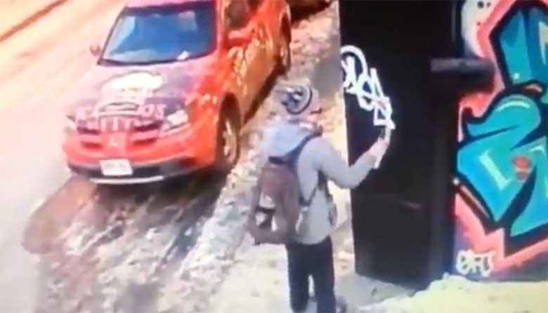 VIDEO: AI, VALUS - VAATA, mis selle tänavakunstnikuga tehakse