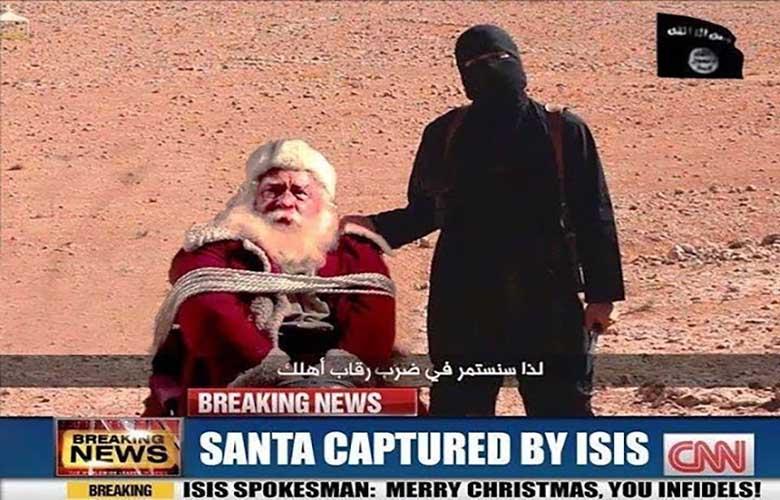 VIDEO |  Moslemitele ei meeldinud, et linna pandi üles jõulukaunistusi