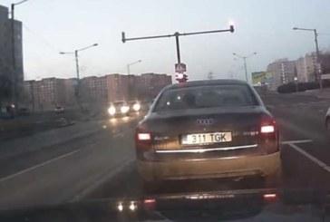 VIDEO: MISASJA –  LASNAMÄE LIIKLUS on Venemaale kenasti järgi jõudnud…