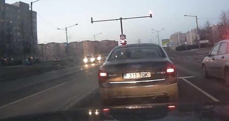 VIDEO: MISASJA -  LASNAMÄE LIIKLUS on Venemaale kenasti järgi jõudnud...