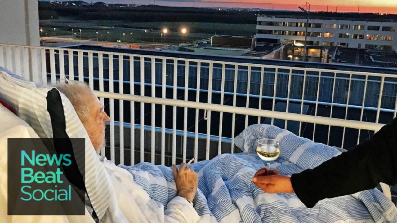 PISARAKISKUJA - SUREVA MEHE viimase soov oli rangelt haigla reeglite vastu, kuid üks õde murdis need reeglid ja täitis sureva mehe soovi