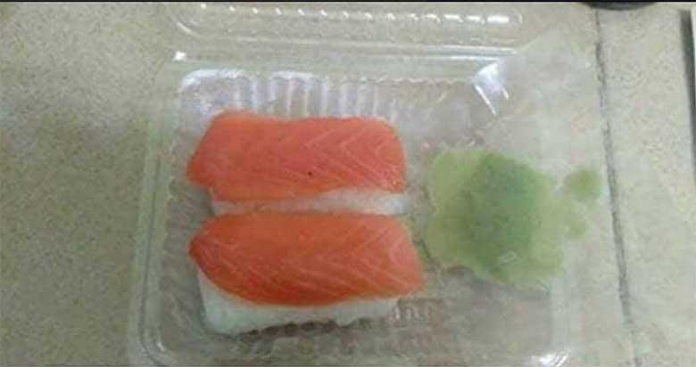 FOTOD: APPI, VAATA kuidas Venemaal mõned venelased sushit söövad