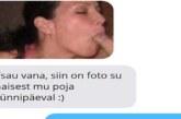 Nalja nabani – sõpradevaheline sms lekkis netti