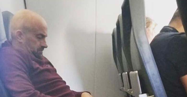 FOTO: APPI KUI JUBE - vaata, mida see reisija lennukis teeb
