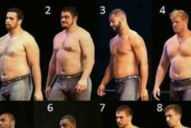 12 mehe kehakuju – milline neist on kõige meeldivam?