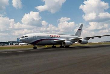 FOTOD: VAATA, KUI LUKSUSLIK näeb välja  Vladimir Putini lennuk seest