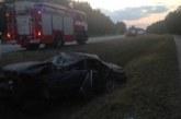 TARTUMAAL juhtus üliraske liiklusõnnetus, milles hukkus inimene