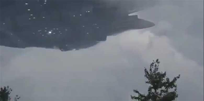 VIDEO: TÕESTUS UFOST? VAATA, mis USA-s ühe inimese kaamerale jäi
