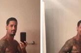 FOTO: POLE PAHA… ILUS JA KIIRE TULEMUS – mees soovis teada, milline ta sixpäkiga välja näeb
