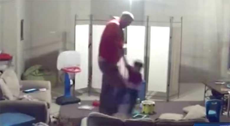 VIDEO: KOHUTAV - AUTISMI põdeva lapse ema filmis salakaameraga terapeuti. Vaata, mida terapeut lapsega teeb...