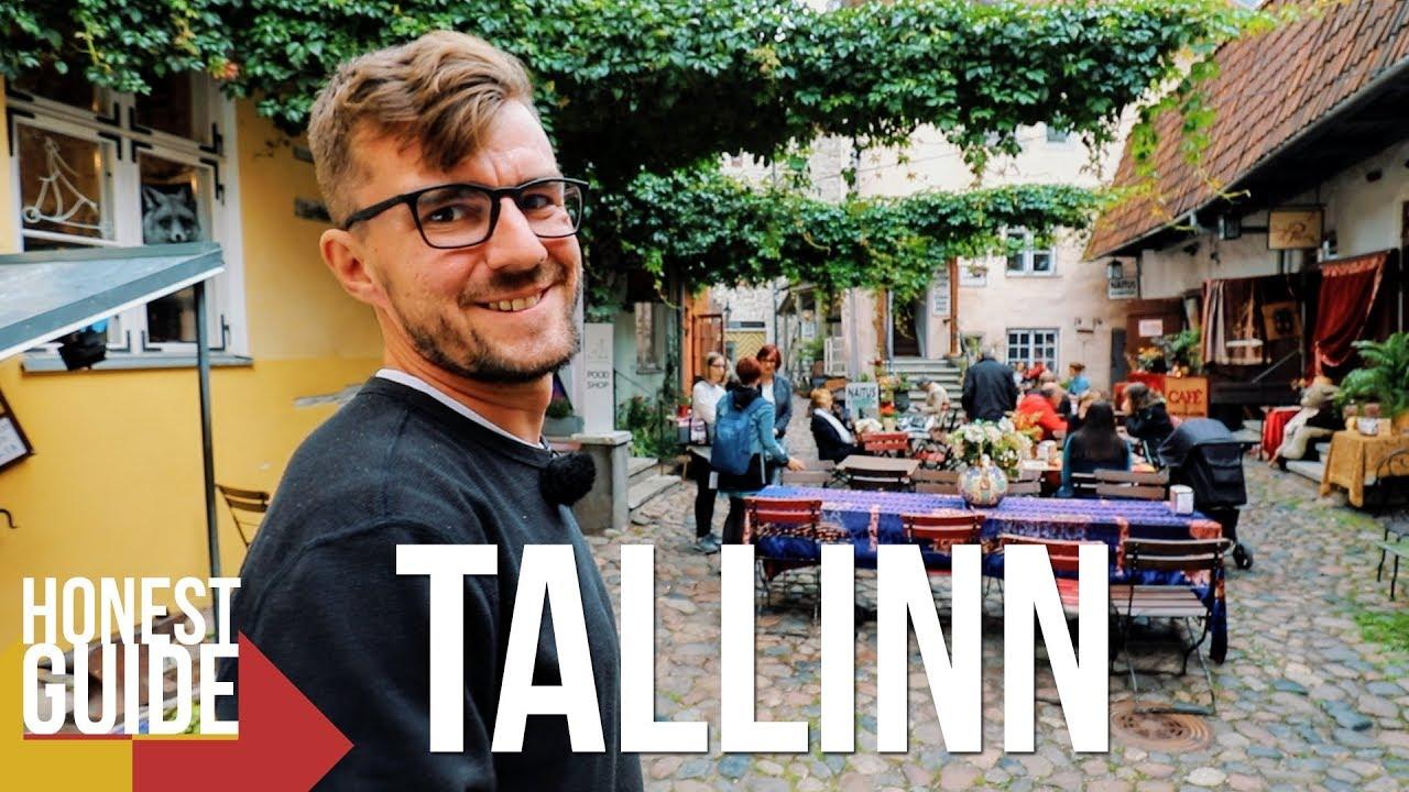 VIDEO: KUULSAD REISIVLOGIJAD käisid Tallinnas - vaata, mis  head või halba nad Tallinna kohta räägivad