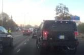 VIDEO: PIRITA TEEL tõmbas politsei kõrvale bussirajal kihutanud Hummeri