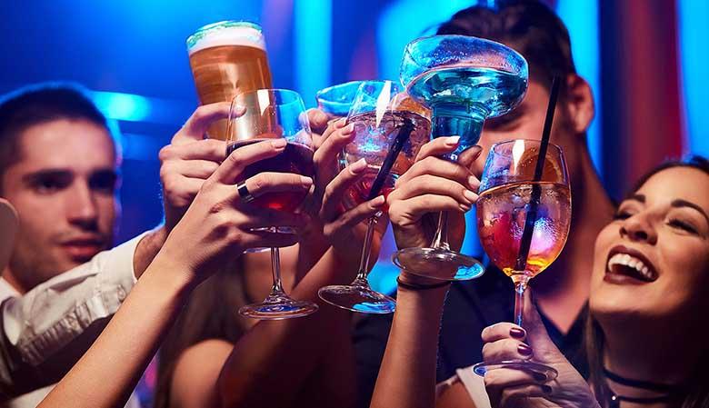 TÕEHETK - LOE, MILLEGA sinu tähemärk alkoholijoobes silma paistab :)