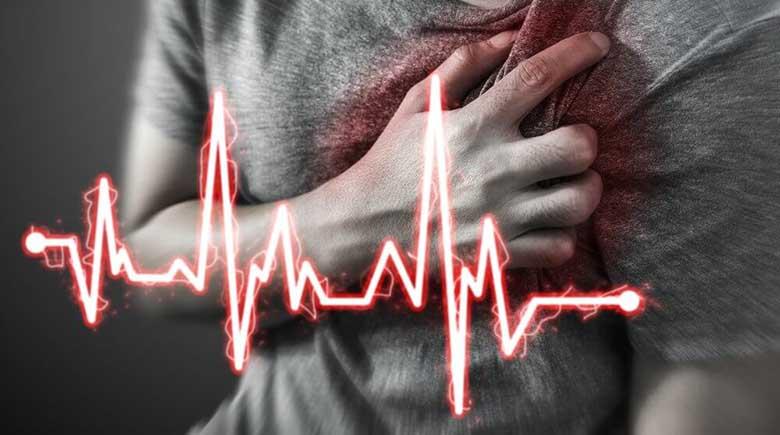 ÜKS KÕIGE TÄHTSAM ELUND on süda - võimaliku südameinfarkti varase tunnuse tundmine võib päästa elu