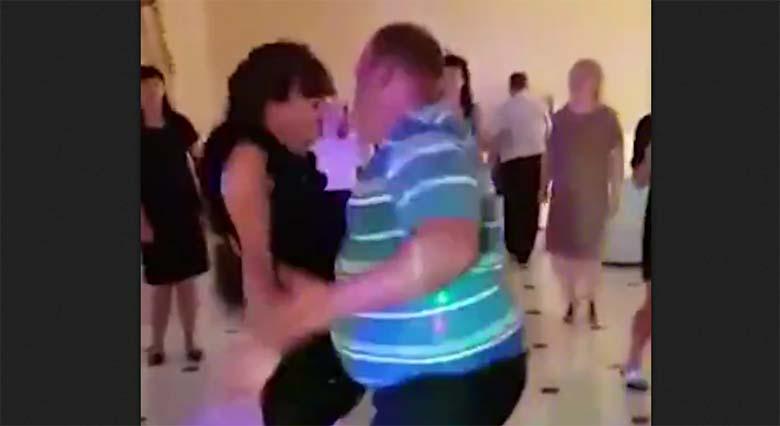 VIDEO: HAHAHA, MEES tantsib võõra naisega - vaata, mis saama hakkab