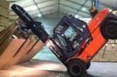 VIDEO: VALUS – NEED tõstukijuhid oleksid olnud sellel tööpäeval parem kodus
