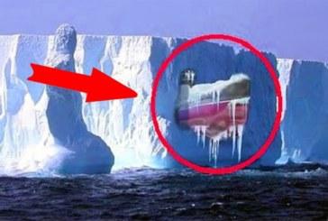 VIDEO: HÄMMASTAV, milliseid asju on Antarktika jää seest leitud