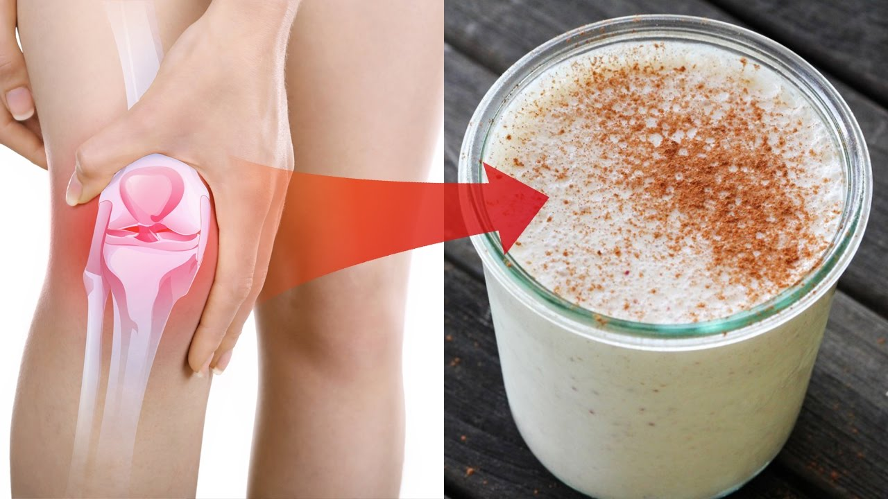 ÄRA KANNATA põlve- ja liigesevalu käes – See jook aitab sind