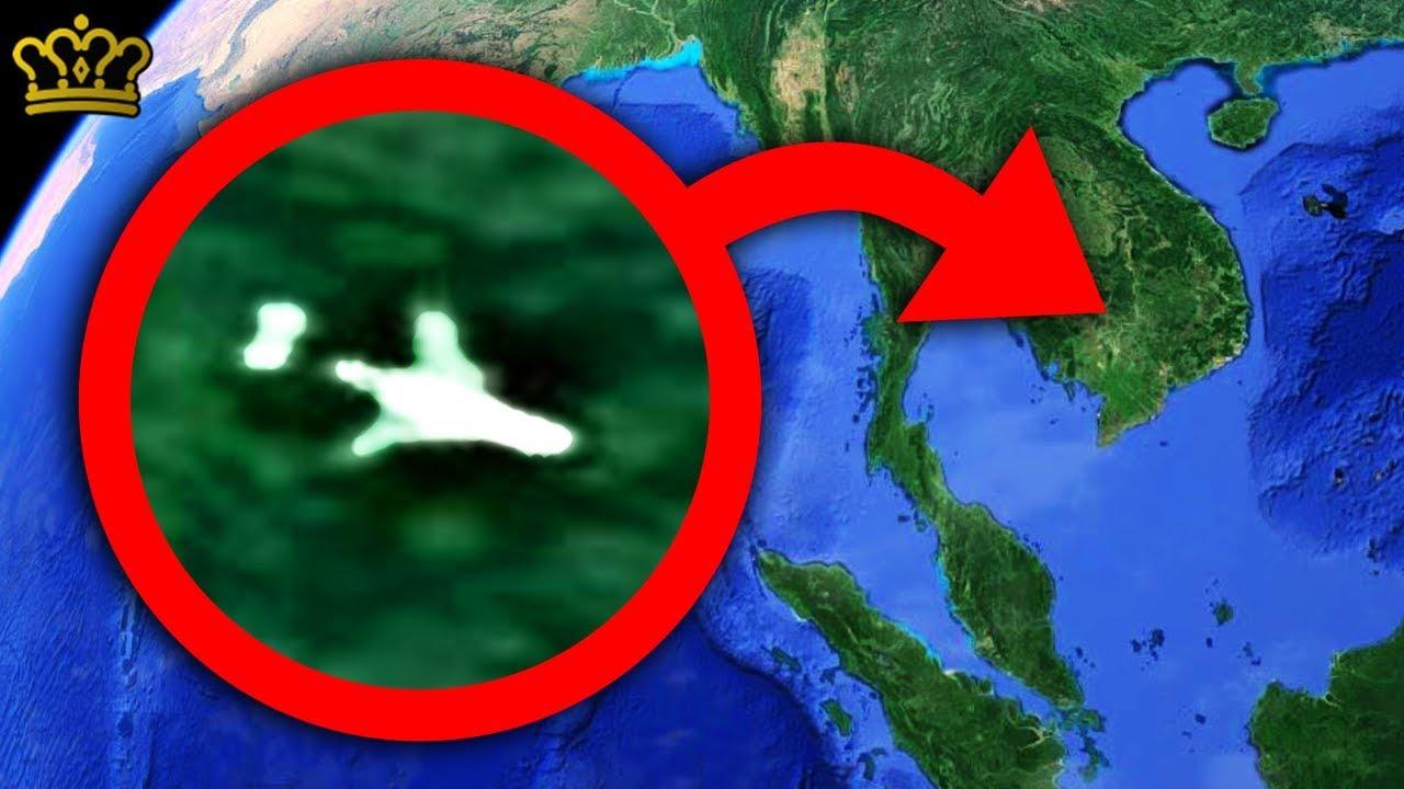 VIDEO: 4 aastat tagasi kadunuks jäänud Malaysia Airlinesi lend 370 lennuk on lõpuks leitud Kambodža džunglist?