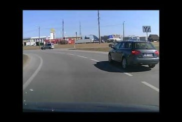 Video: Liiklusgeenius Tartus – seekord ei olnud siiski tegemist kohaliku tartlasega ilmselt