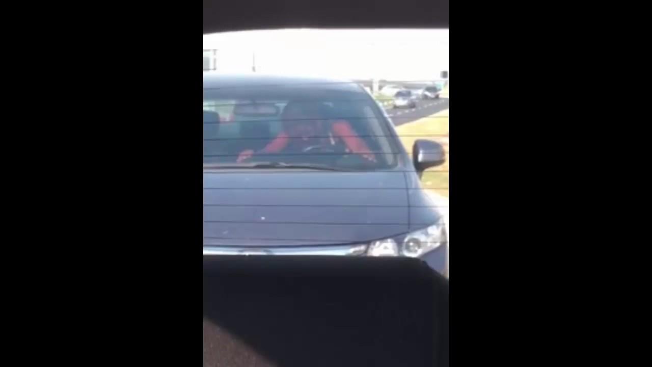 VIDEO: SELLEL PAARIL tuli sugukihk peale sõitvas autos