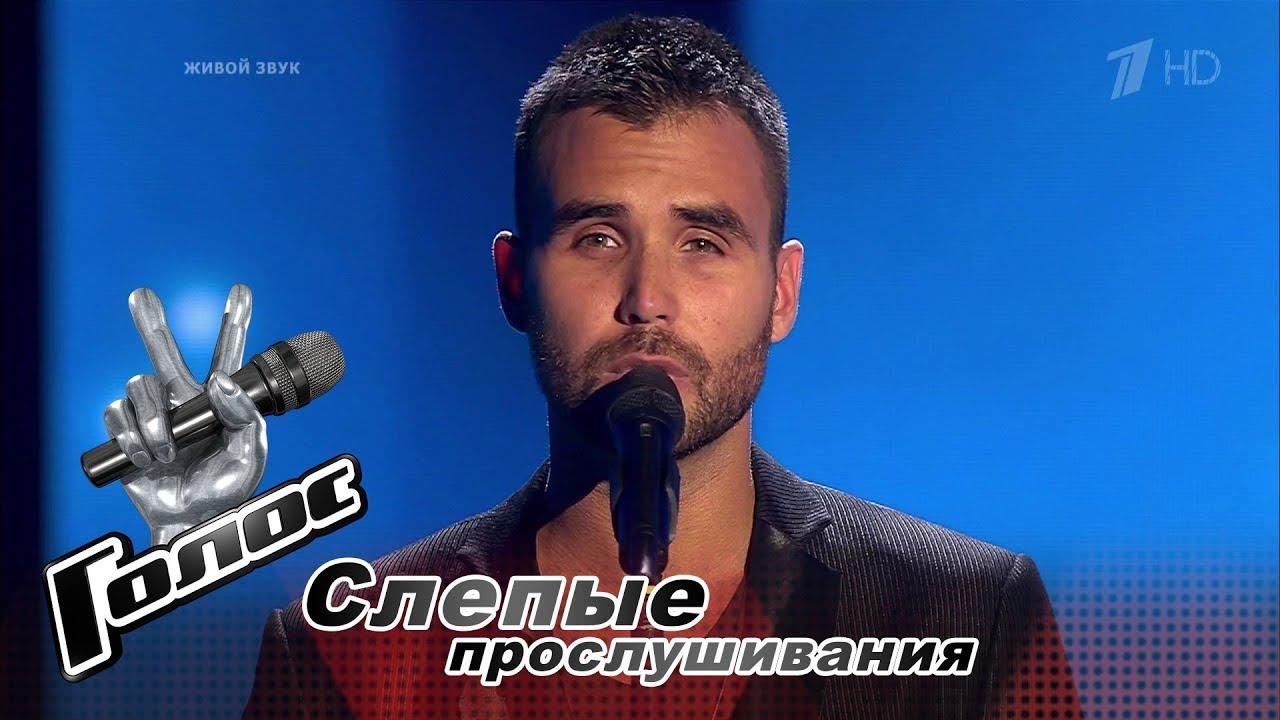 """VINGE! KRISTJAN KASEARU osales Vene laulusaates """"The voice"""""""