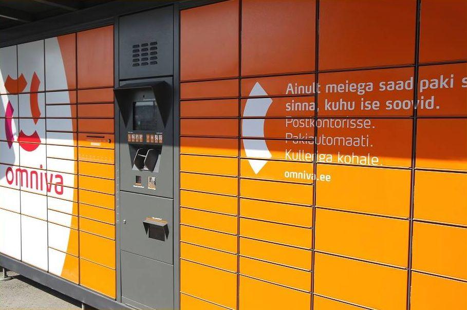 FOTO: Misasja - vaata, mis pakk Omniva jaotuskeskusesse jõudis